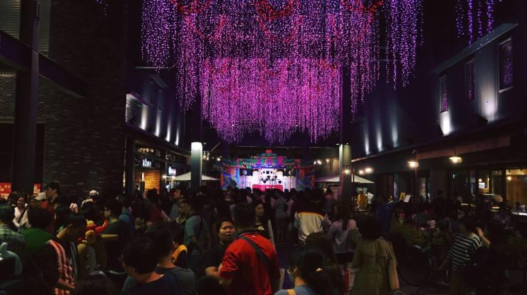 Kaohsiung Market Activity