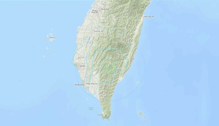 Kaohsiung 2019 Earthquake
