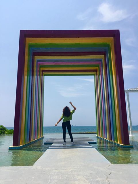 Kaohsiung Attraction Rainbow Church