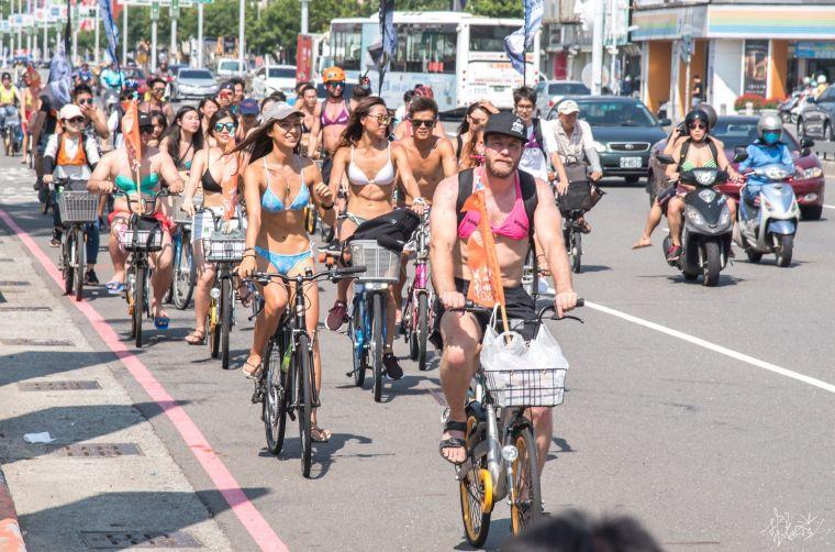 Kaohsiung Bikini Bike Ride