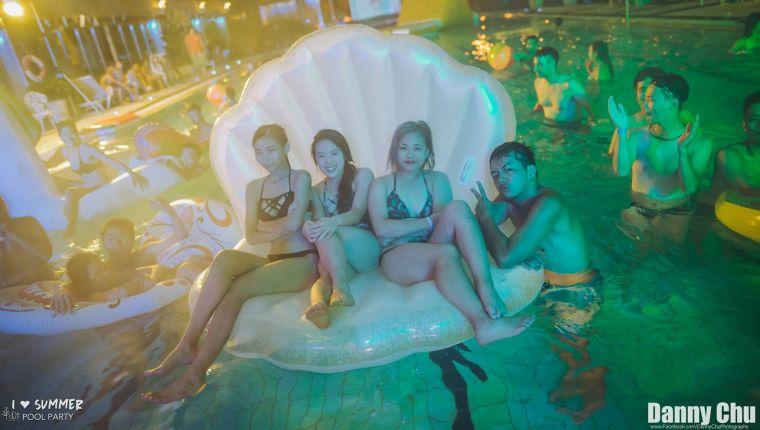 Kaohsiung Brickyard Summer Pool Party