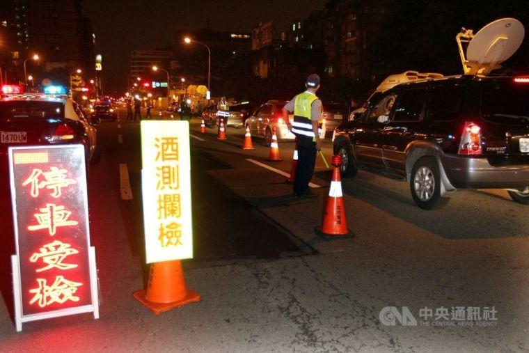 Taiwan New DUI Laws
