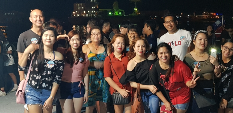 Kaohsiung Harbor Cruise Attractions