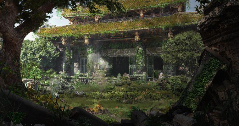 Jill Wu Longshan Temple Taipei